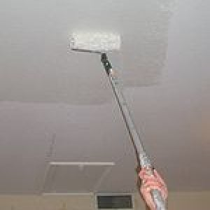 Ceiling Painting Rolling