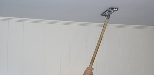 Removing Popcorn Ceiling - Dunes Painting